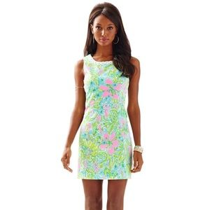 Lilly Pulitzer Mila Lace Shift Dress